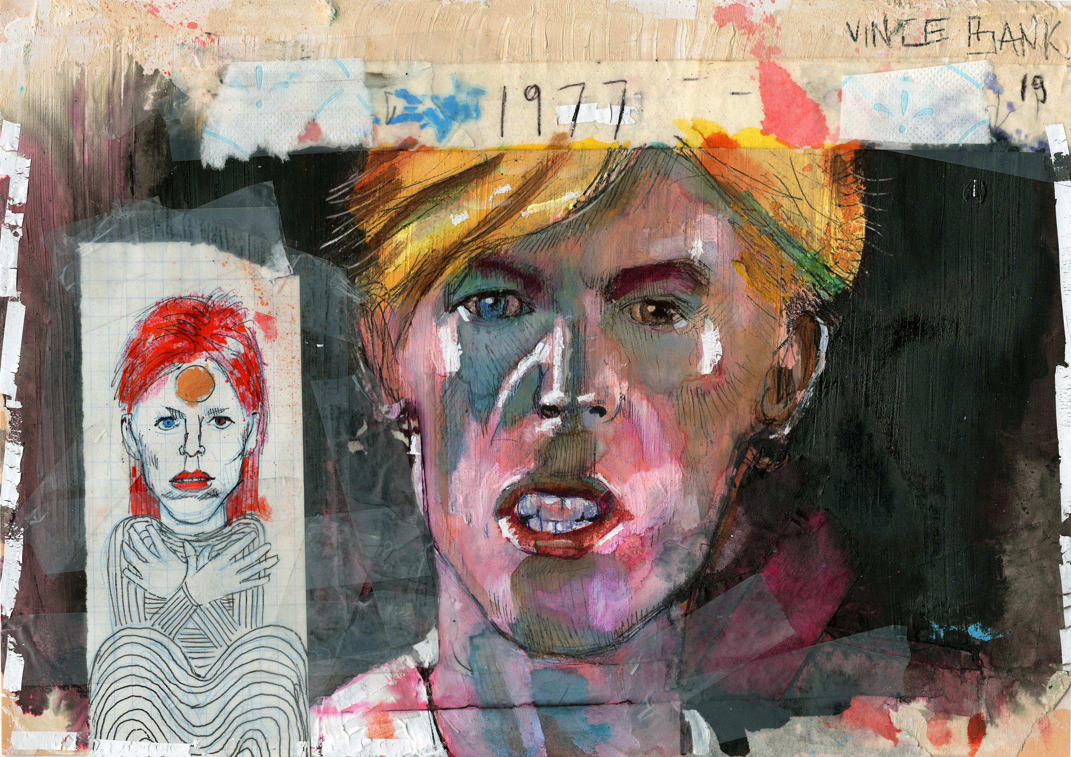 Bowie - Sold
