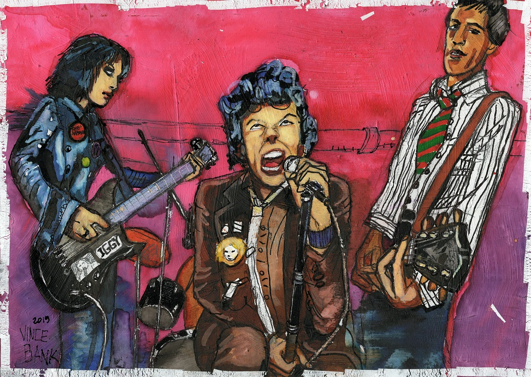 The Adverts- 21x29 - 200€